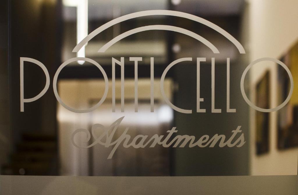 Logo o insegna dell'appartamento