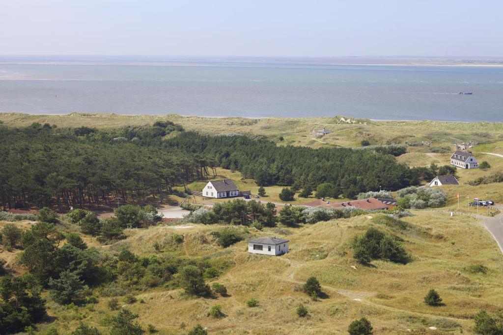 A bird's-eye view of Sier aan Zee