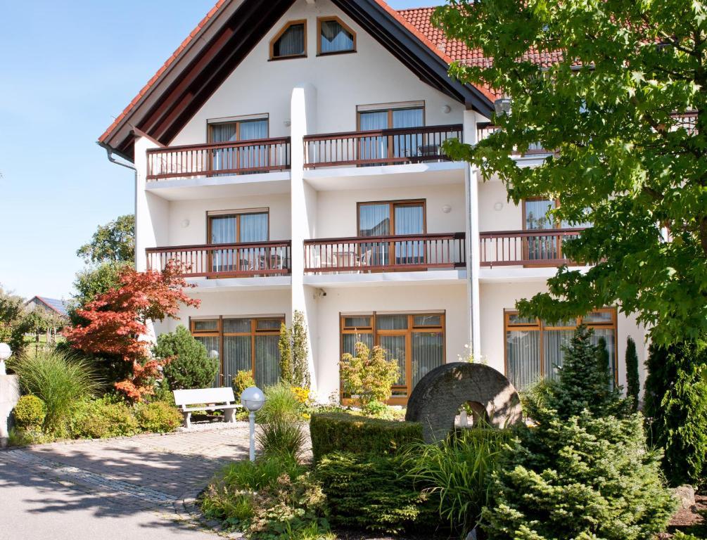 Hotel Waldhorn Friedrichshafen, Germany