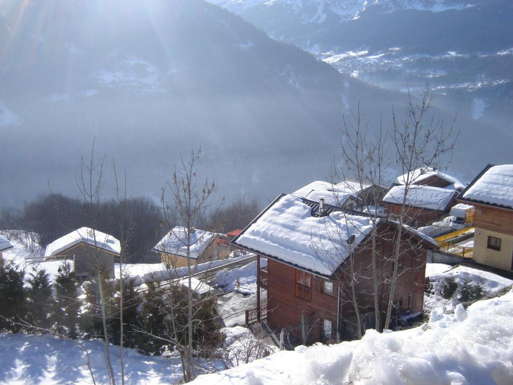 Ski Chalet - Chez Helene Ski