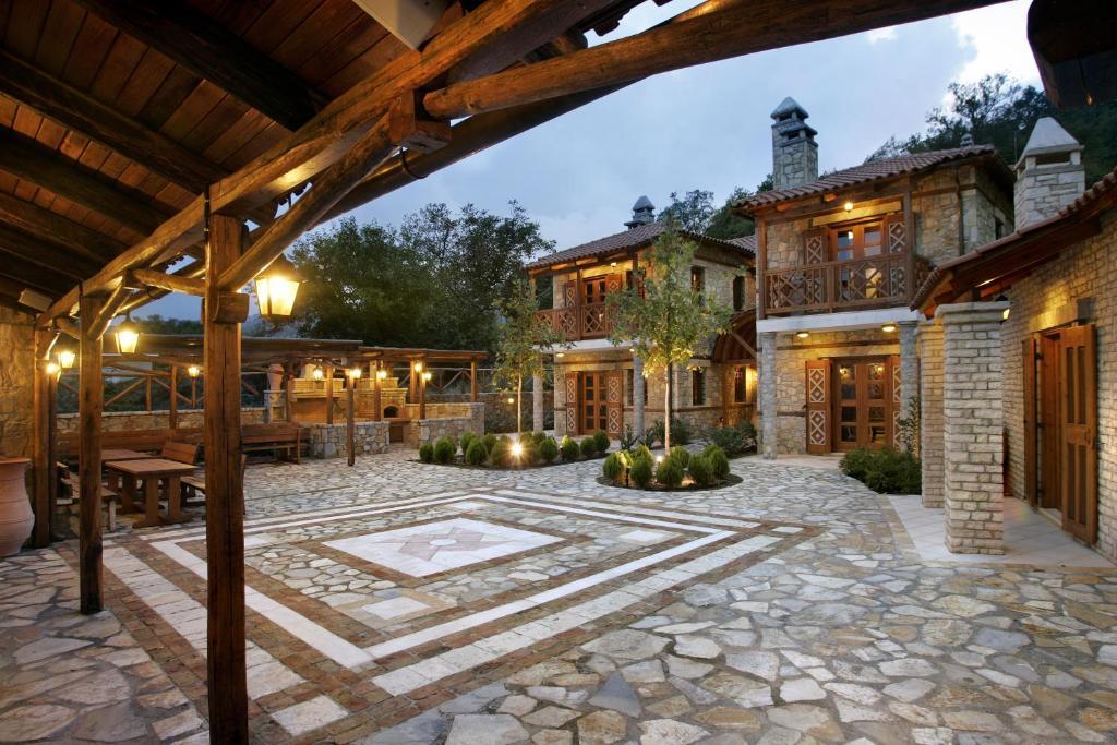 Abeliona Retreat Ambeliona, Greece