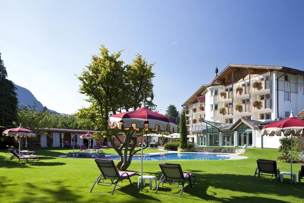 Hotel Burggraflerhof Merano, Italy