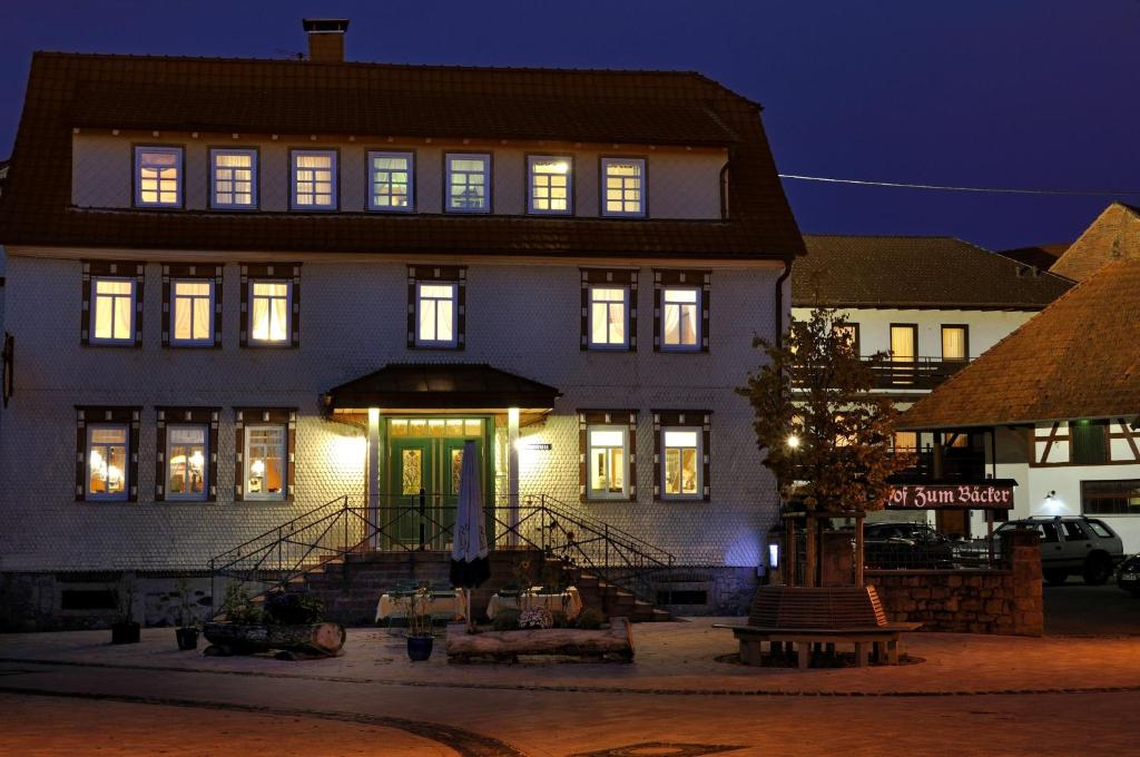 Hotel Zum Backer Udenhain, Germany