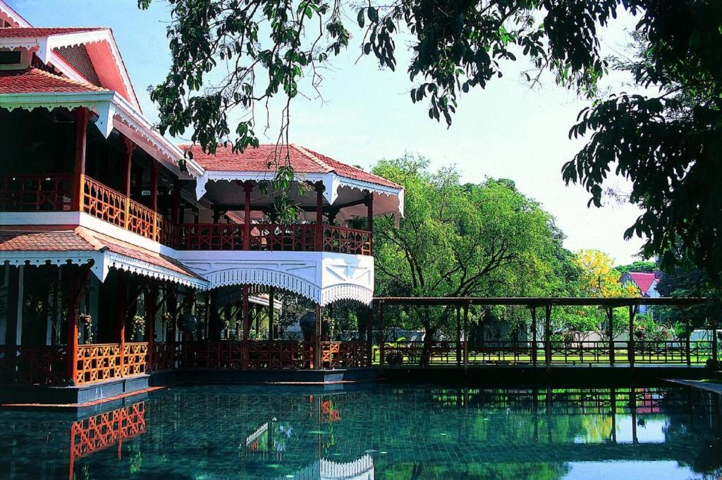 The swimming pool at or close to Governor's Residence, A Belmond Hotel, Yangon
