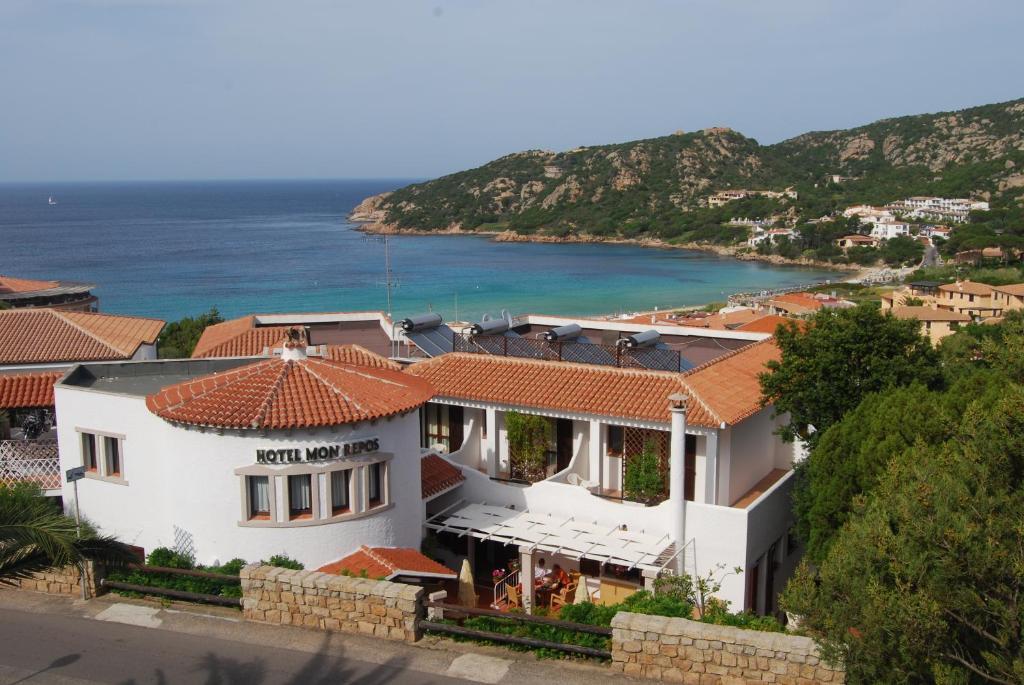 Hotel Mon Repos Baja Sardinia, Italy