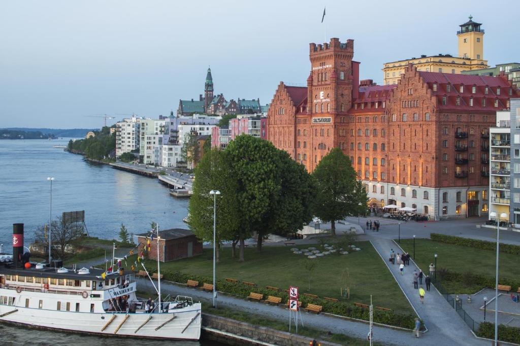 Elite Hotel Marina Tower Stockholm, Sweden
