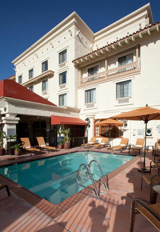 Hotel Courtyard San Diego Old Town Ca Booking Com