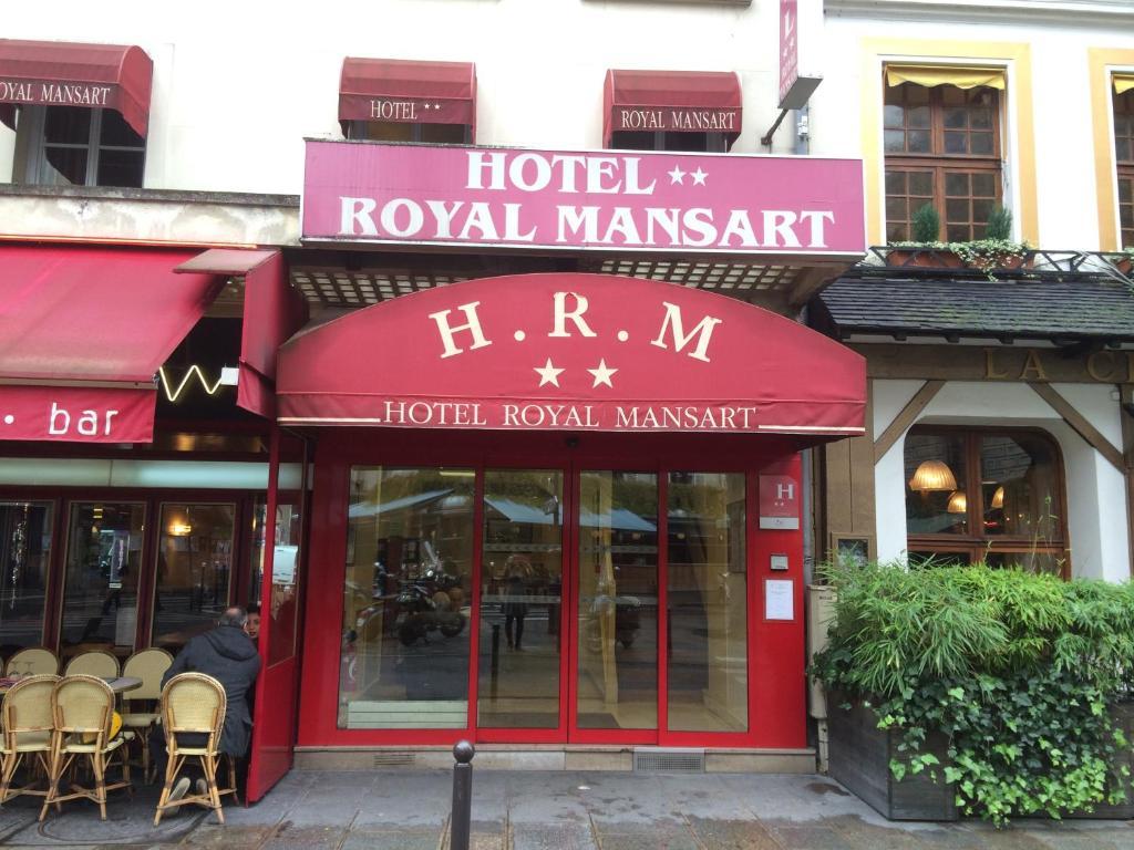 Hotel Royal Mansart Paris, France