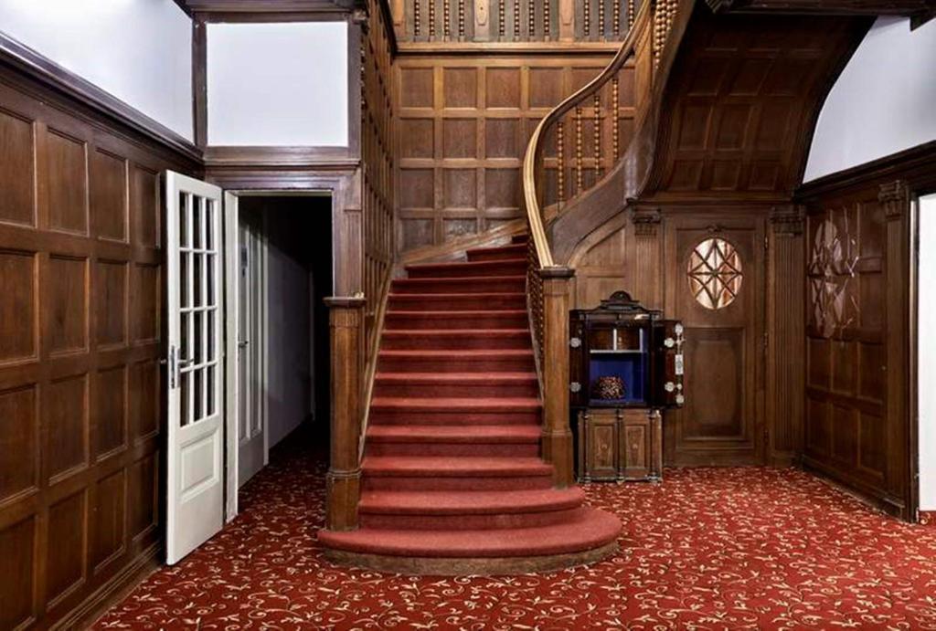 Hotel Pension Baron am Schottentor Vienna, Austria