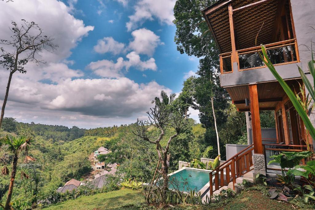 Bali Ubud Villa View Indonesia Booking Com