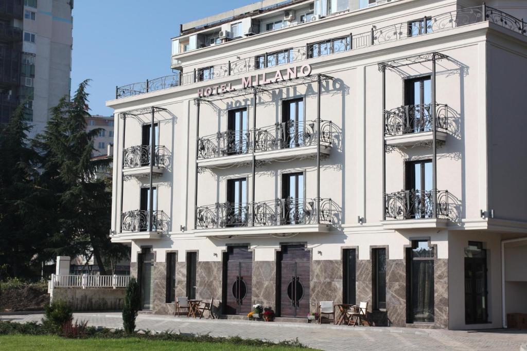 Milano Hotel Burgas City, Bulgaria