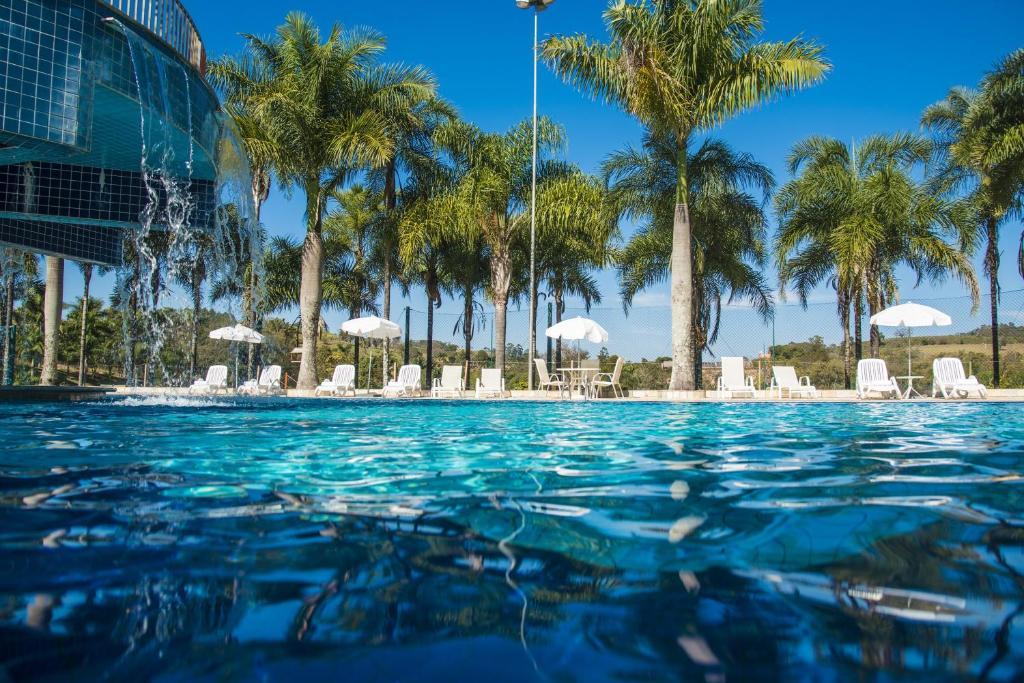 A piscina localizada em Oscar Inn Eco Resort ou nos arredores