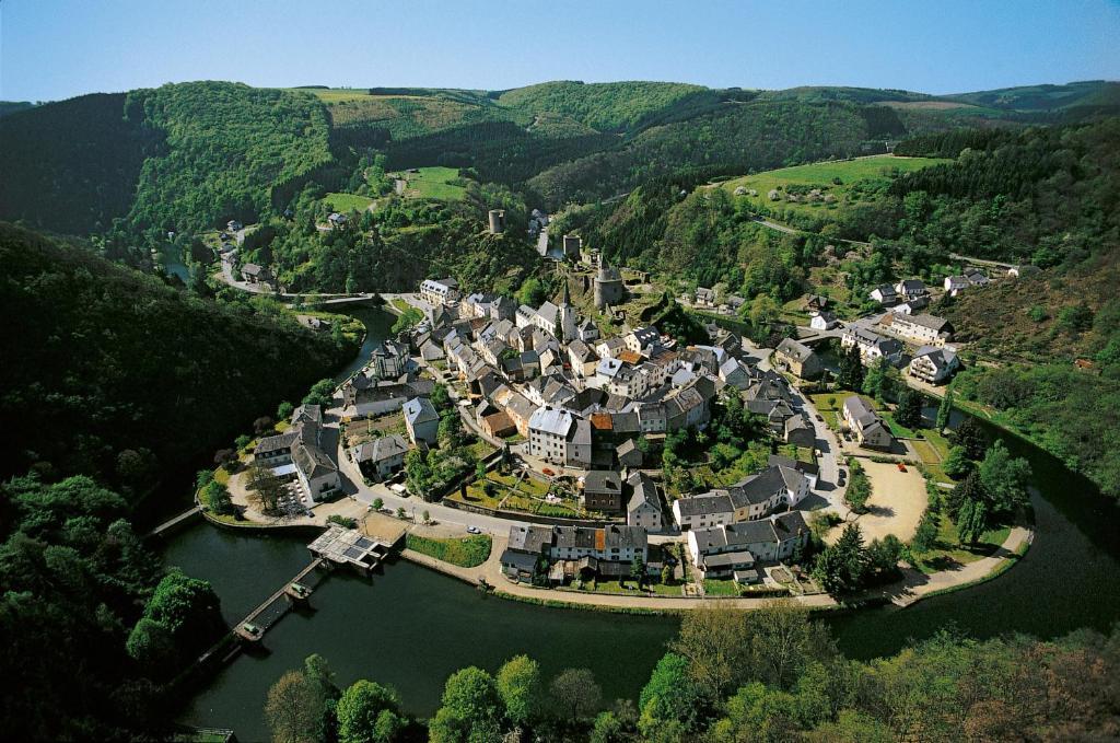 Gourmet & Relax Hotel De La Sure Esch-sur-Sure, Luxembourg