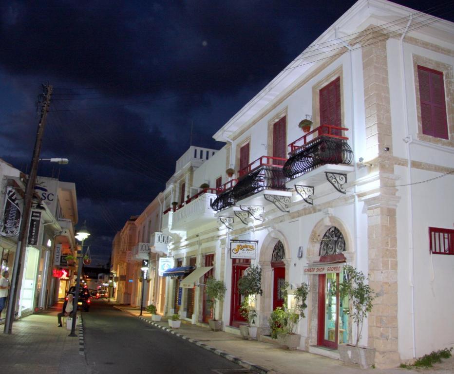 Kiniras Traditional Hotel & Restaurant Paphos City, Cyprus