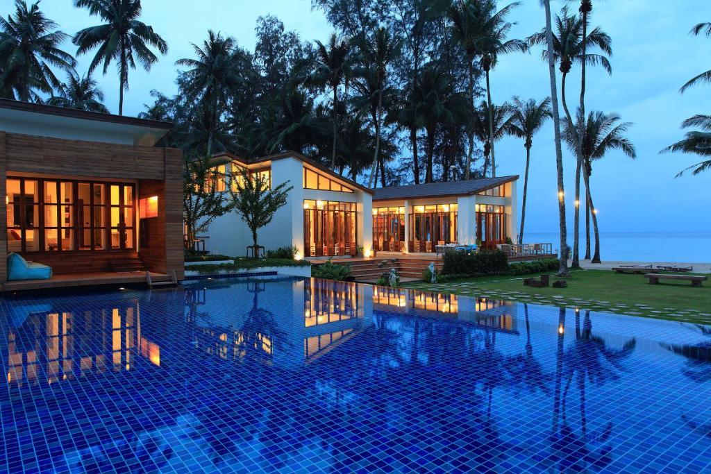 The swimming pool at or near Wendy the Pool Resort @ Koh Kood