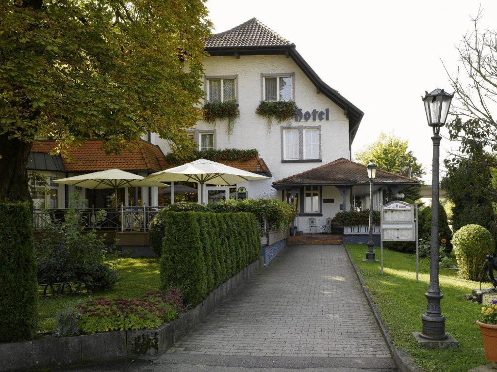 Hotel Brielhof Hechingen, Germany