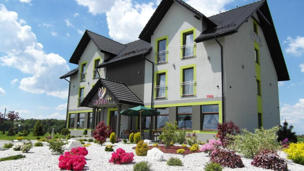Hotel Magnolia Tychy, Poland