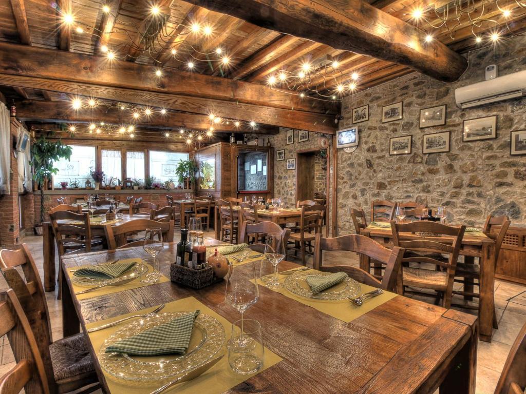 Ristorante o altro punto ristoro di La Locanda di Giulia