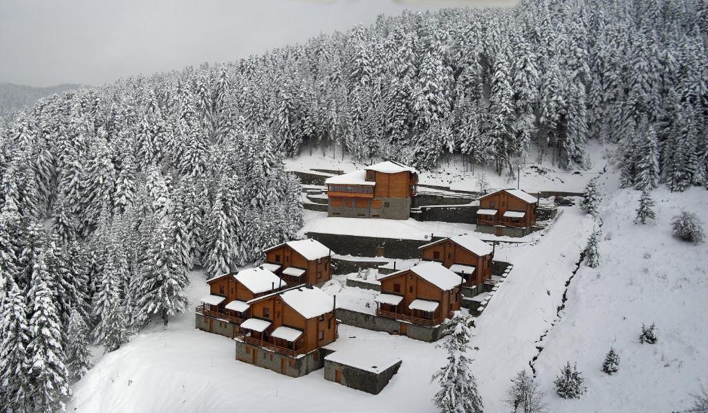Το Xilino Horio τον χειμώνα