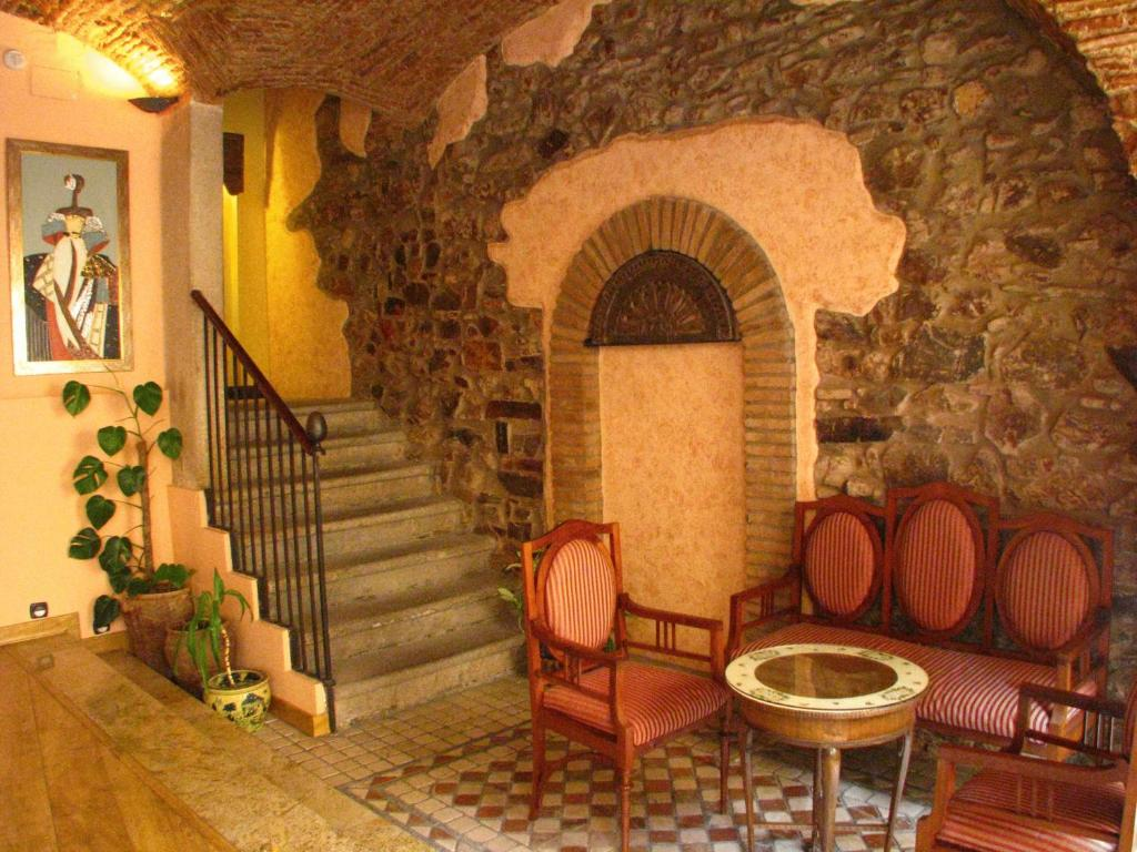 Hotel Don Carlos Cáceres