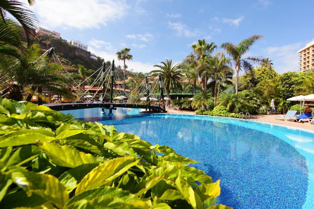 Het zwembad bij of vlak bij Bahia Principe Sunlight San Felipe