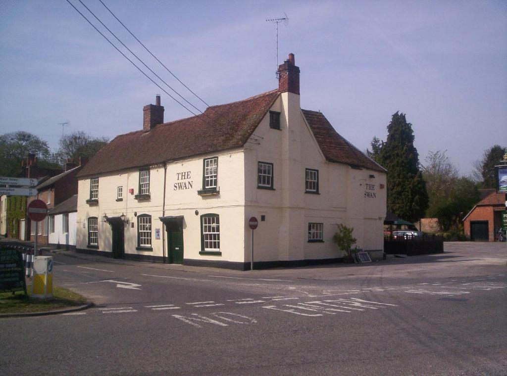 The building in which the inn is located