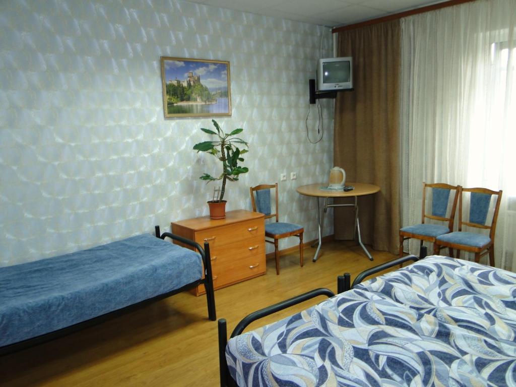 Alpiysky Hostel