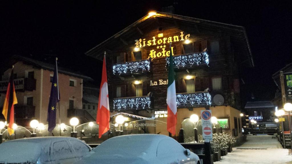 Hotel La Baita Livigno, Italy