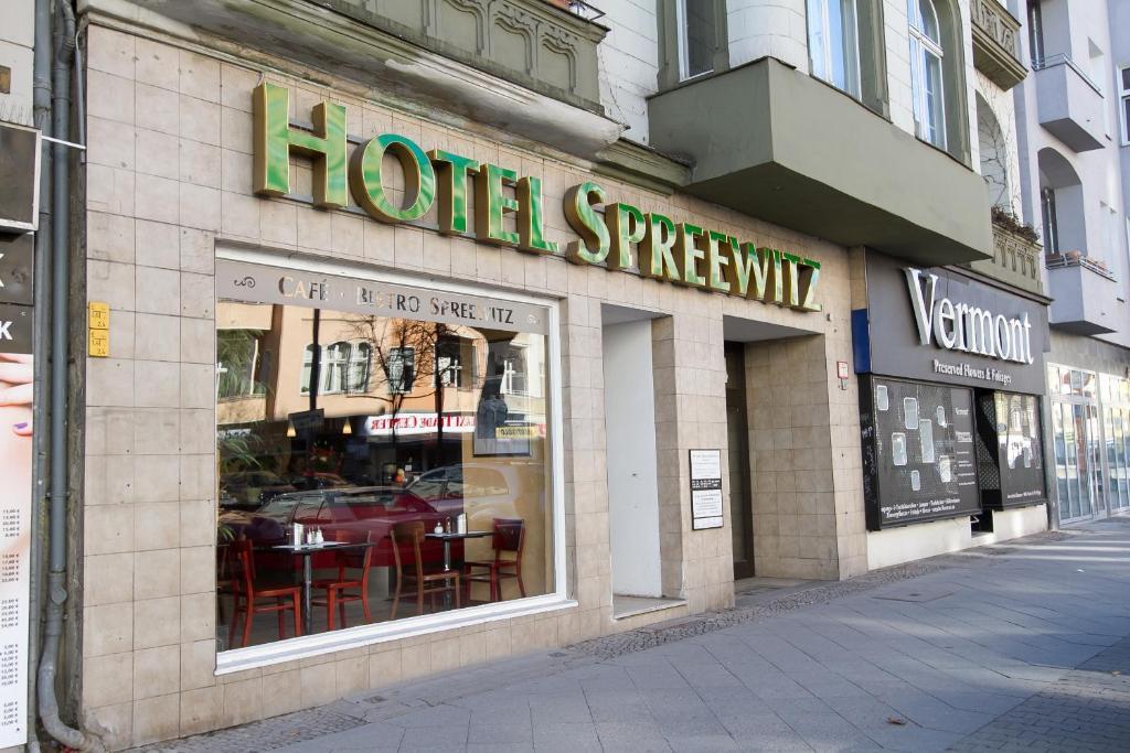 Hotel Spreewitz am Kurfurstendamm Berlin, Germany