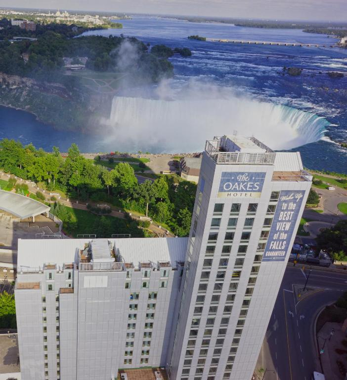 The Oakes Hotel Overlooking The Falls Niagara Falls Updated 2020 Prices
