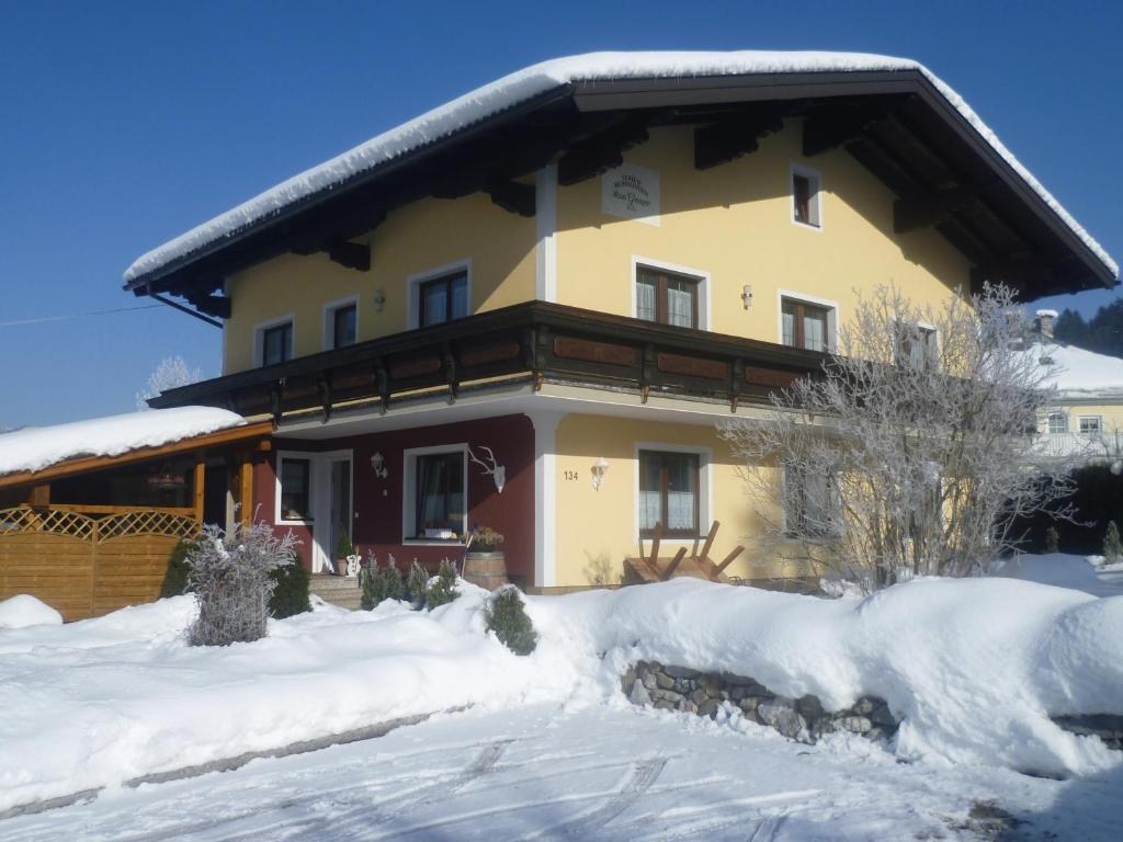 Haus Gsenger v zime