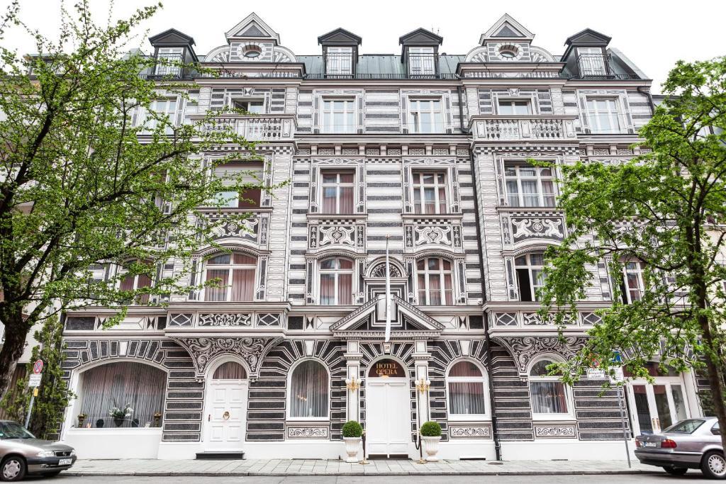 Hotel Opera Munich, Germany