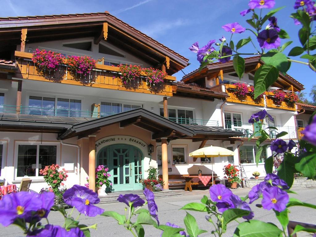 Landhotel Berghof Bad Hindelang, Germany
