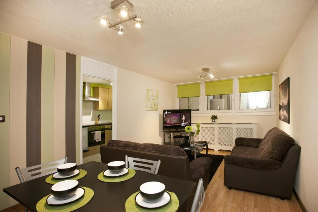 Victoria Centre Apartments and Annexe - Laterooms
