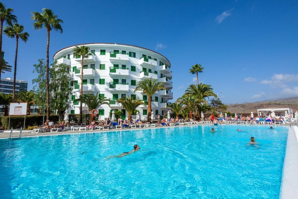 Het zwembad bij of vlak bij Labranda Playa Bonita