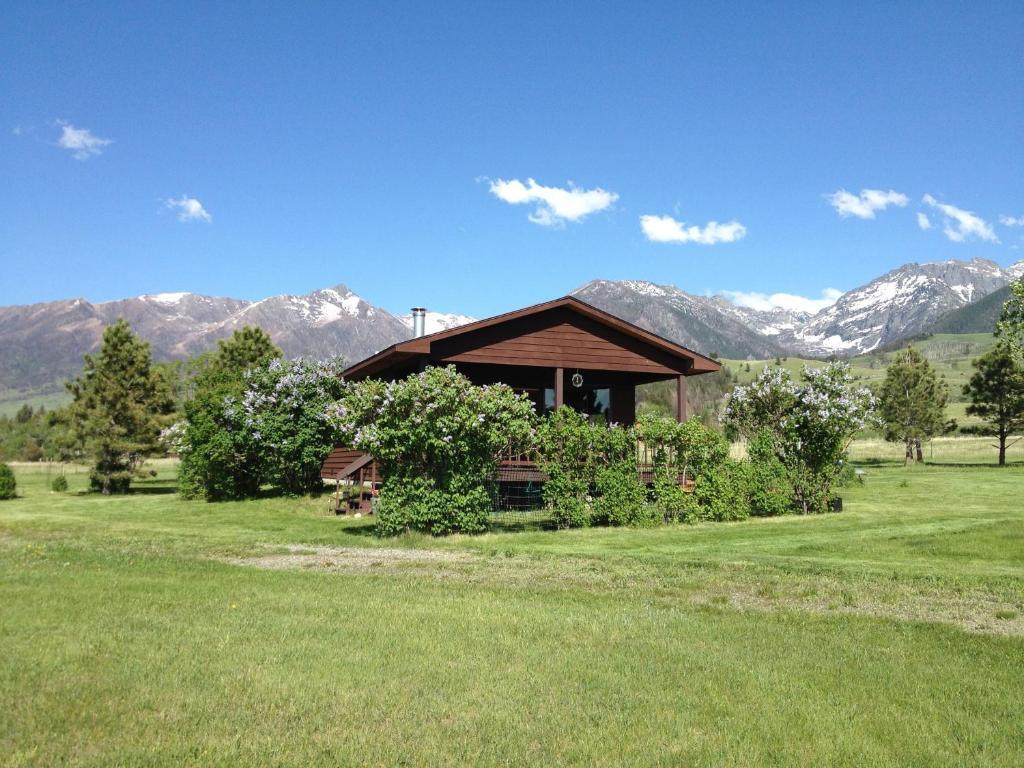 Pine Creek Cabin Livingston Montana