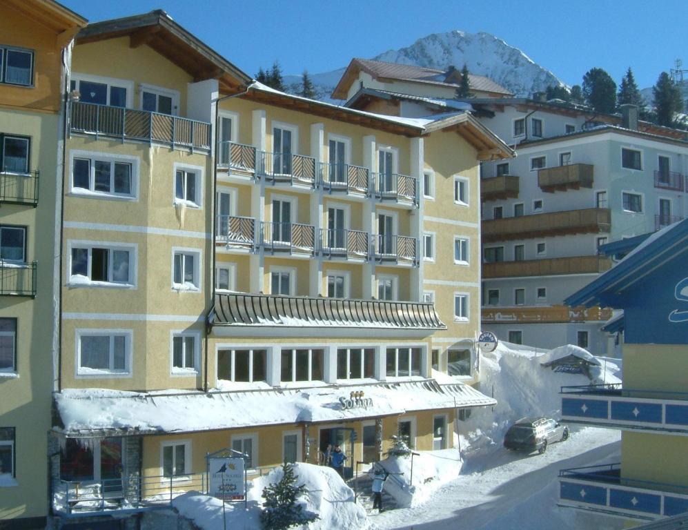 Hotel Solaria Obertauern, Austria