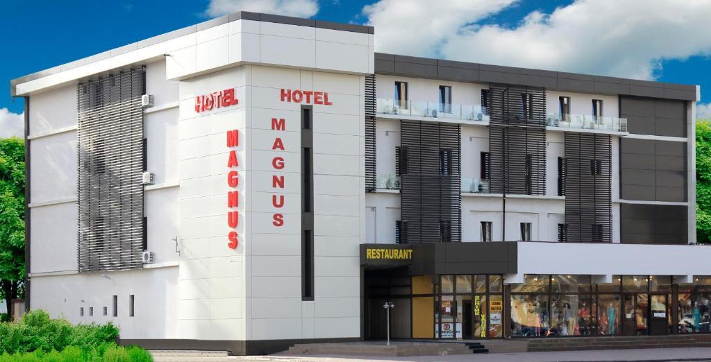 Hotel Magnus Galati Galati, Romania