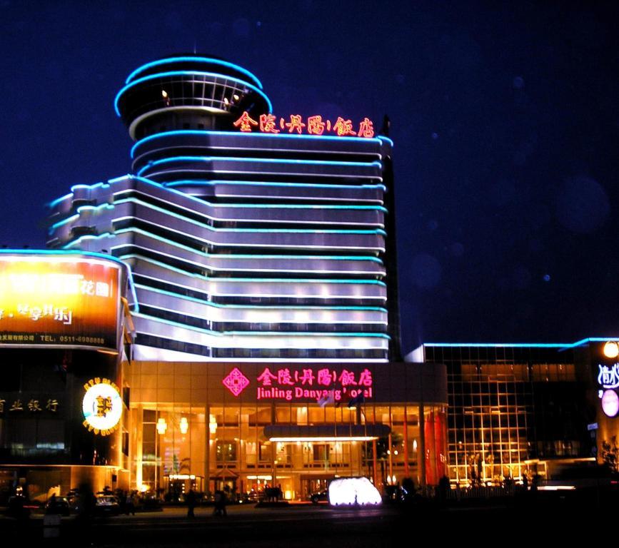 Jinling Danyang Hotel
