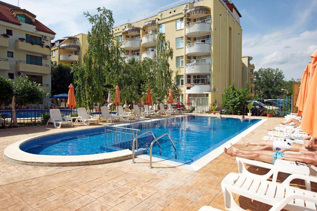 Paloma Hotel Sunny Beach, Bulgaria