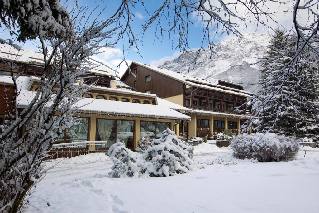 Palace Hotel Wellness & Beauty im Winter