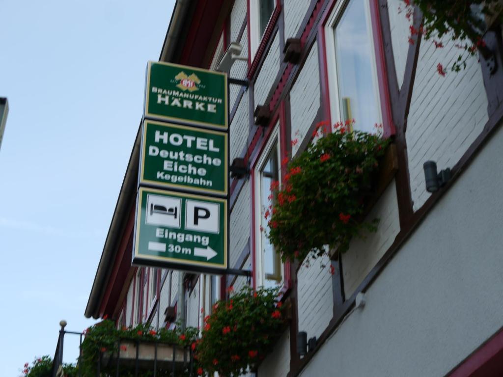 Hotel Deutsche Eiche Northeim, Germany