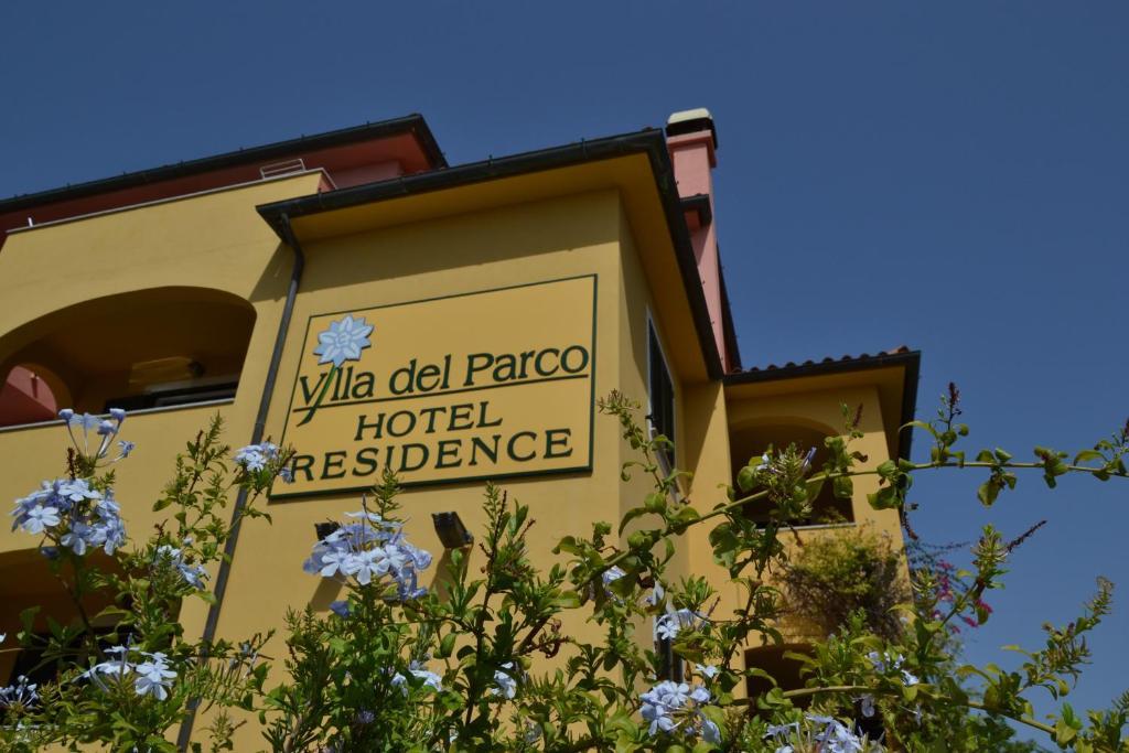 Hotel Villa Del Parco La Maddalena, Italy