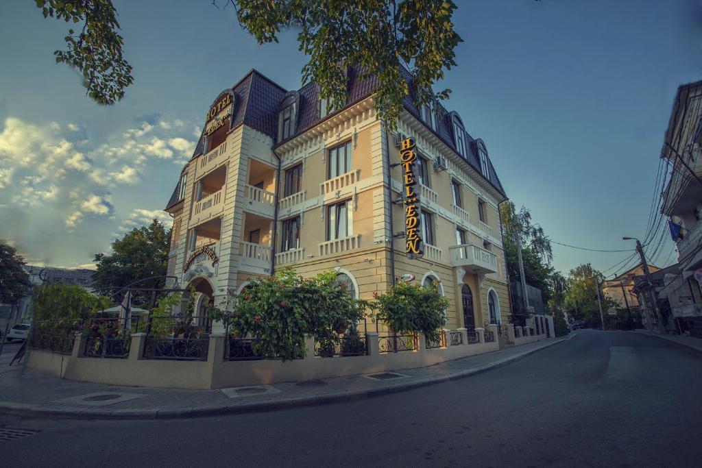 Hotel Eden Iasi, Romania