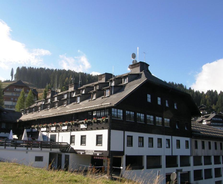 Alpenhotel Marcius Sonnenalpe Nassfeld, Austria