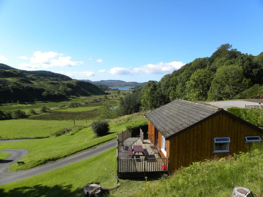 Lagnakeil Highland Lodges - Laterooms