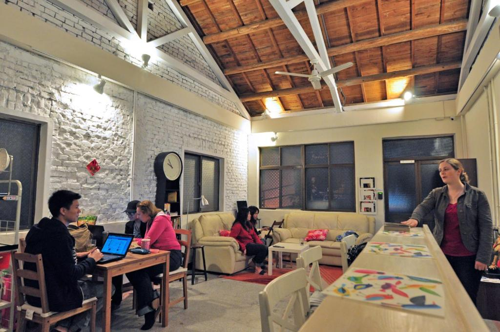 マンゴ53 インにあるレストランまたは飲食店