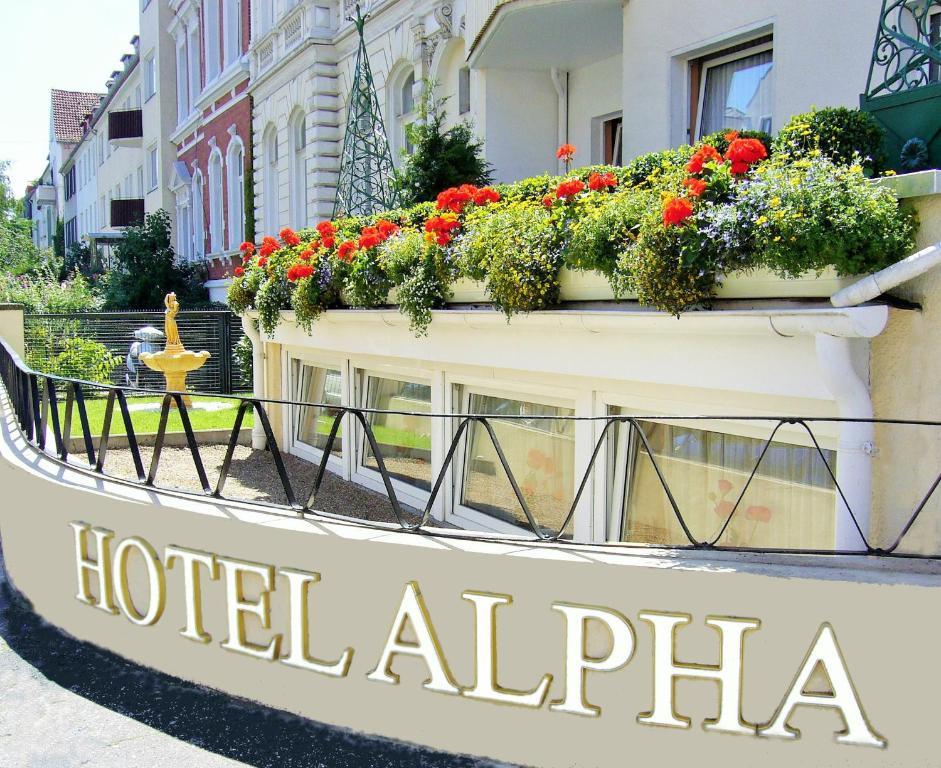 Hotel Alpha Hannover, Germany