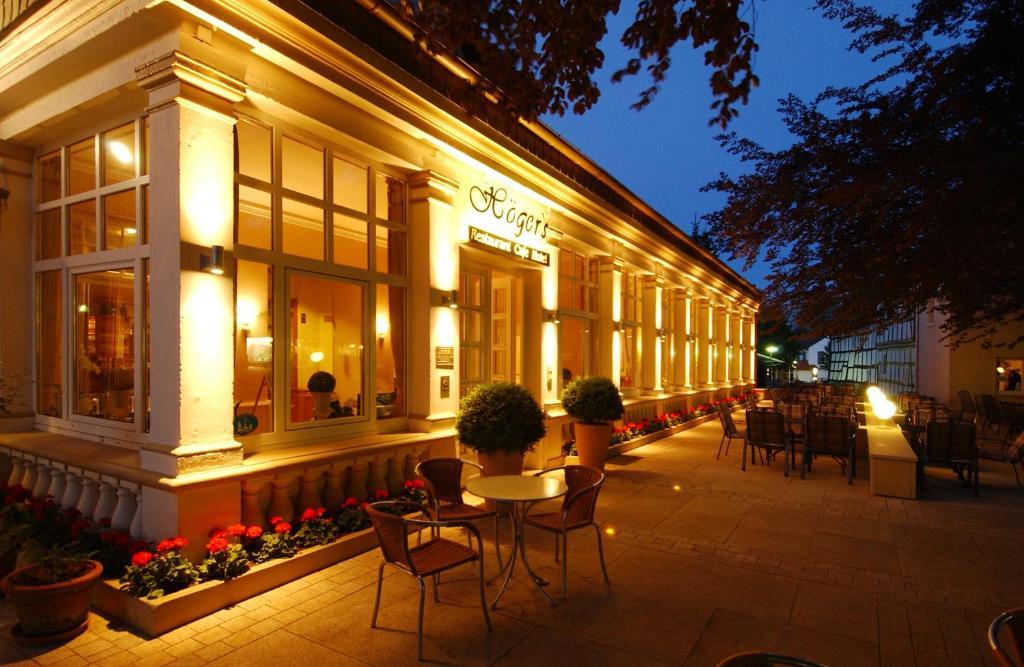 Hoger's Hotel & Restaurant Bad Essen, Germany