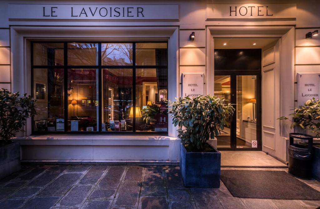 Le Lavoisier Paris, France